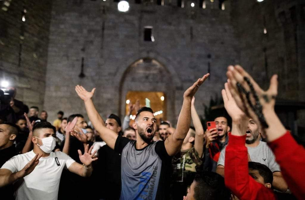 #JerusalemUprising: Palestinians triumph over Israeli violence and bigotry!