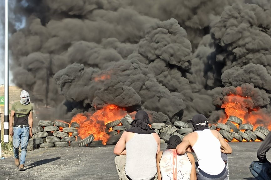 #Intifada palestina: La juventud sacude el apartheid israelí