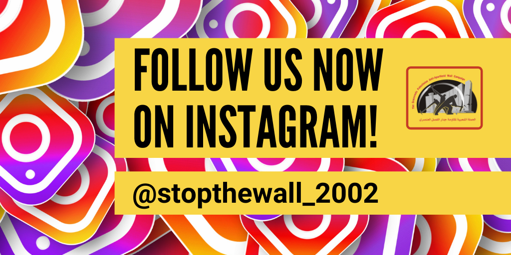 Stop the Wall on Instagram!