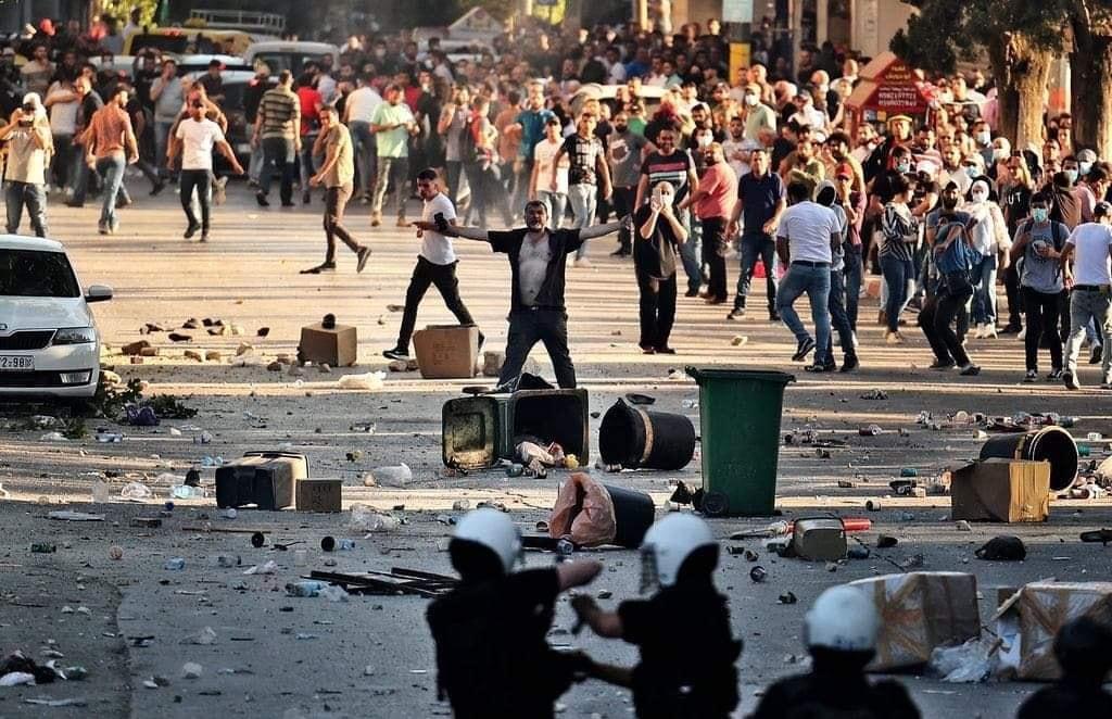 Detengamos la escalada represiva de la Autoridad Palestina