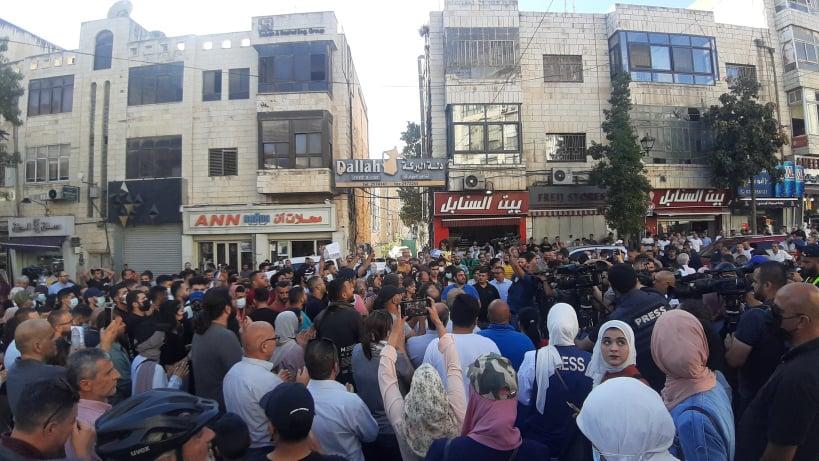 Las protestas anti-AP se encuentran con más violencia