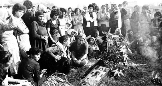 #Sabra_Shatila_Massacre: The dead want to rest in peace